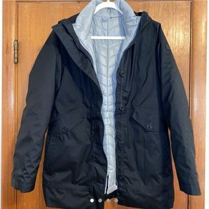 Women's North Face Winter Coat